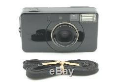 200 Units Limited Fujifilm Natura S Piano Black F1.9 Film Camera from Japan