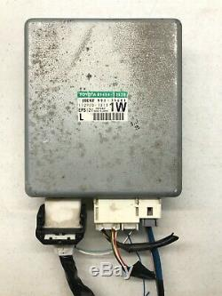 2008 2009 2010 2011 SCION XB Electric Power Steering Control Module Computer EPS