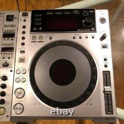 3 Unit SET! Pioneer CDJ-850 x2 / DJ mixer DJM600 Tested From Japan
