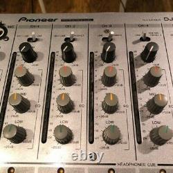 3unit SET! Pioneer CDJ-850 x2 / DJ mixer DJM600 Tested From Japan