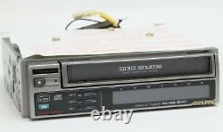 ALPINE 3DA-5986 AI-NET CD Player Receiver Head Unit Car Audio Stereo From Japan