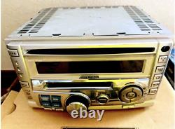ALPINE CD MD MDA-W905JS MD/CD/DSP Head Unit Car Stereo Audio From Japan Used