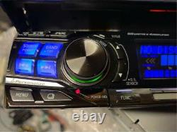 ALPINE CDA-9853J CD Player Receiver Head Unit Car Audio Stereo From Japan F/S
