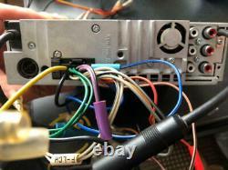 ALPINE CDA-9857Ji CD Player Receiver Head Unit Car Audio Stereo From Japan