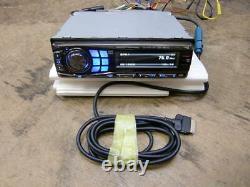 ALPINE CDA-9857Ji CD Player Receiver Head Unit Car Audio Stereo From Japan F/S