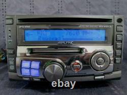 ALPINE MDA-W905JB CD / MD Player Receiver Head Unit Car Audio Stereo From Japan