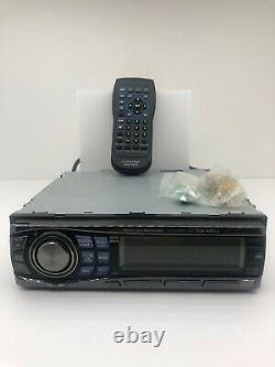 ALPINE dvd-Audio Player video head UNIT DVA-9861Ji 1DIN Exc+++++ from Japan
