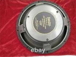 ALTEC LANSING Woofer unit pair 515-16G Serial number 001130 + 001140 From JAPAN