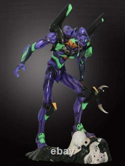 ART MASTER 3D Evangelion Unit 01 Shinobu Matsumura Ver. From JAPAN