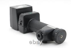 AS-IS BOXPENTAX AF400T FLASH UNIT withCORD B & Bracket for 6x7 67 645 From Japan