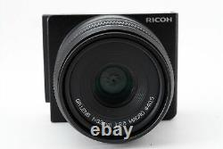 AS-IS Ricoh GXR Camera Unit GR Lens A12 33mm f/2.5 MACRO From Japan 762840