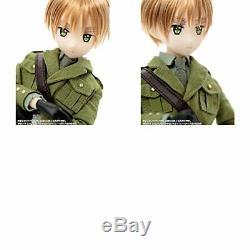 AZONE 005 Hetalia The World Twinkle United Kingdom Doll 1/6 figure from JAPAN
