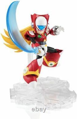 Action Figure NXEDGE STYLE ROCKMAN UNIT Mega Man X ZERO from Japan BANDAI