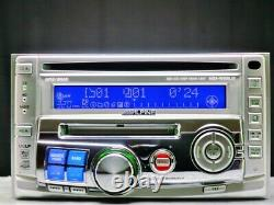 Alpine MDA-W905JS CD / MD Player Receiver Head Unit Car Audio Stereo From Japan