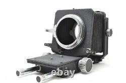 As Is Zenza Bronica Shift Bellow Unit for EC S2 from Japan #0970
