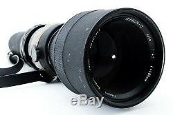 As-is Nikon Nikkor Q Auto 400mm f/4.5 MF Lens Focusing Unit from Japan 658657