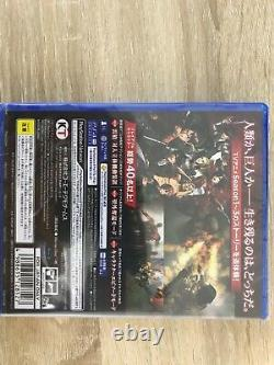 Attack on Titan 2-Final Battle Sony PS4 Video Games From Japan Tracking NEW