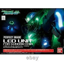BANDAI SPIRITS PG Mobile Suit Gundam 00 Gundam Exia for LED Unit from japan
