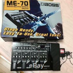 BOSS ME-70 Guitar Multi Effects Unit Pedal From Japan