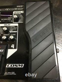 BOSS ME-70 Guitar multi effect unit Pedal Processor Excellent From Japan Tested