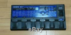 BOSS ME-8 Guitar Multi Effects Unit with Adapter From Japan