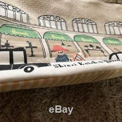 Bag Harrods Paddington United Kingdom collaboration rare bag from japan 2531