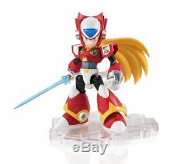 Bandai NXEDGE STYLE ROCKMAN UNIT ZERO 100 mm ABS & PVC Figure from Japan F/S