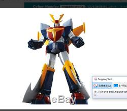 Bandai Soul Of chogokin GX-53 Daitarn 3 unit size 250mm from Japan