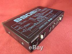 Boss Digital Modulation Delay RDD-20 Half Rack Effects Unit Tested from Japan