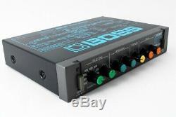 Boss RDD-20 Digital Modulation Delay Half Rack Effect Unit from Japan