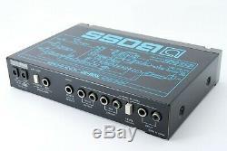 Boss RDD-20 Digital Modulation Delay Half Rack Effects Unit From Japan
