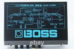 Boss RPS-10 Digital Pitch Shifter Delay micro Half Rack Effect Unit From Japan