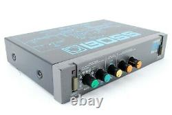 Boss RRV-10 Digital Reverb Micro Rack Effect Unit From Japan Excellent+++