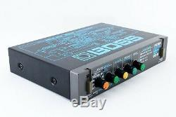 Boss RSD-10 Digital Sampler Delay Half Rack Effect Unit From JP Excellent+++