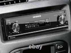 Carrozzeria (Pioneer) DEH-P01 DSP Car Audio Main unit from Japan DHL Fast Ship