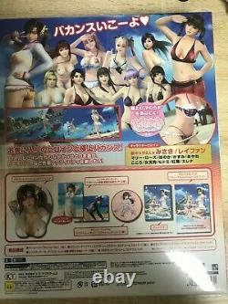 DEAD OR ALIVE Xtreme3 Scarlet Collectors Edition PS4 From Japan Tracking# NEW