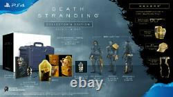 DEATH STRANDING Collector's Edition Sony PS4 Games From Japan Tracking NEW
