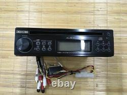 DENON DCT-100 CD Player Receiver Head Unit Car Audio Stereo@ From Japan