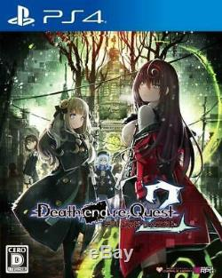 Death end re Quest 2 Sony Playstation 4 PS4 From Japan Tracking NEW G