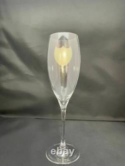 Dom Perignon champagne glasses 6 units set from japan