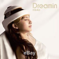 Dreamin Head Massage Therapy Unit Home Wellness Heater Device, from Japan MTG