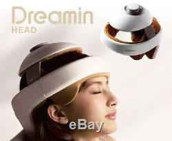 Dreamin Head Massage Therapy Unit Home wellness heater device, from Japan EMS