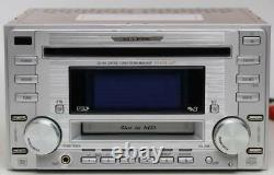 ECLIPSE E5503CMT CD / MD Player Receiver Head Unit Car Audio stereo From Japan