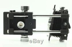 EXC+++++ Bronica S2 EC Adjustable Bellows II 2 Unit & Shift Adapter From Japan