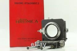 EXC++++ ZENZA BRONICA Shift Bellows Unit for S S2 C EC-TL II From Japan #2612