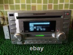 Eclipse E4404CMT CD / MD Player Receiver Head Unit Car Audio stereo From Japan