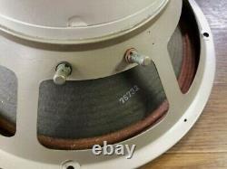 Electro Voice Full Range Speaker Unit SP12 Pair Alnico Magnet 30cm 16 Used 2