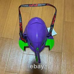 Evangelion USJ Limited Unit Popcorn Bucket Eva Unit 1 Eva-01 from JAPAN