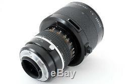 Excellent+5 Nikon Medical Nikkor 120mm F4 Lens with DC Unit LA-2 SC-22 From Japan