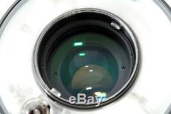 Excellent+5 Nikon Medical Nikkor 120mm F4 Lens with DC Unit LD-2 SC-22 From Japan